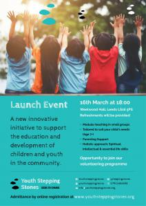 Launch of Youth Stepping Stones